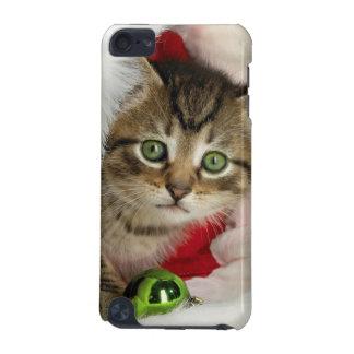 Christmas cat -kitten cat - cute cats iPod touch 5G case
