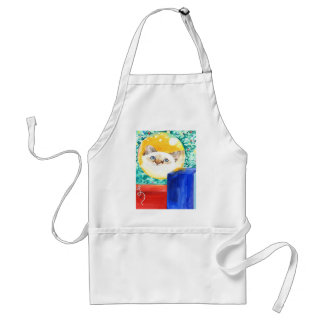 Christmas Cat Standard Apron