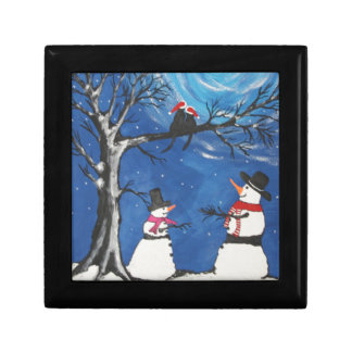 Christmas Cats In Love Gift Box
