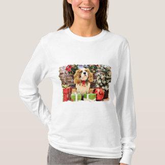 Christmas - Cavalier King Charles Spaniel Maverick T-Shirt