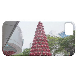 Christmas cbauble tree case for the iPhone 5