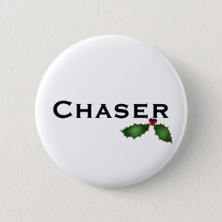 Christmas Chaser 2010 #2 6 Cm Round Badge