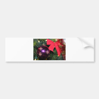 Christmas Cheer Bumper Sticker