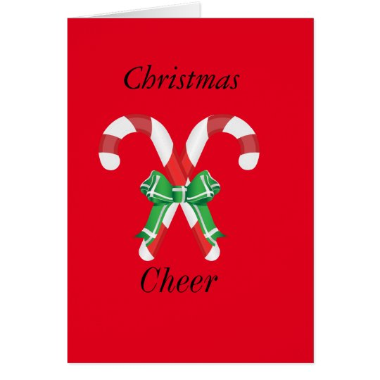 Christmas Cheer Card