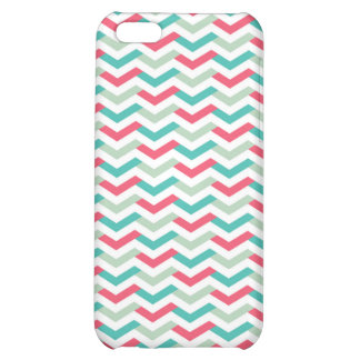 Christmas chevron pattern iPhone case Cover For iPhone 5C