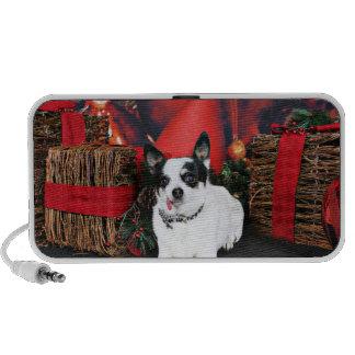Christmas - Chihuahua X - Stella Mp3 Speakers