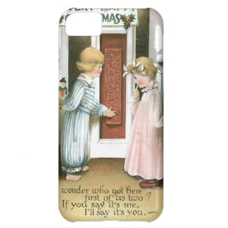 Christmas Children Case For iPhone 5C