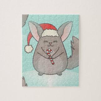 christmas chinchillas puzzle