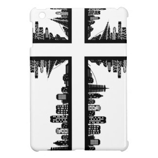 Christmas christ cross iPad mini case