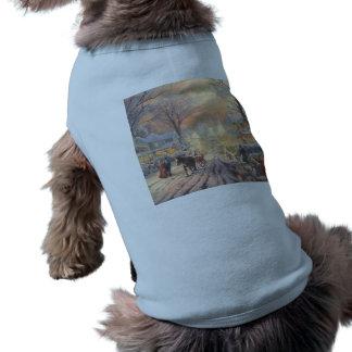 Christmas city - christmas village shirt