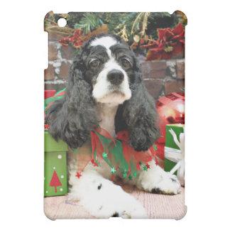 Christmas - Cocker Spaniel - Laci iPad Mini Case