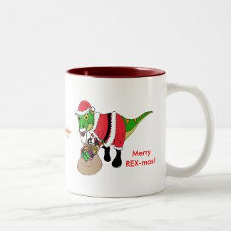 Christmas Coffee Mug by Fishfry Designs