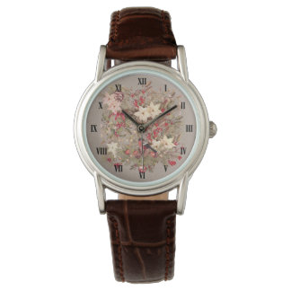 Christmas Collage Classic Watch
