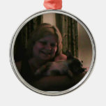 Christmas Collection Add Photo Family Pet Ornaments