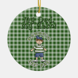 Christmas Collection Daddy s LIL Pal Christmas Ornament
