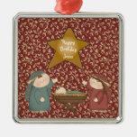 Christmas Collection Nativity Scene Star