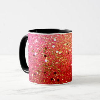 Christmas, colorful, rainbow colors, advent, mug