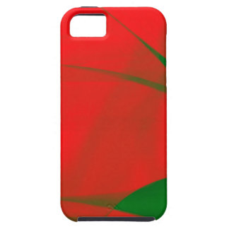 Christmas Colors iPhone 5 Case