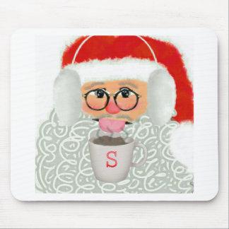 Christmas computer mouse pad