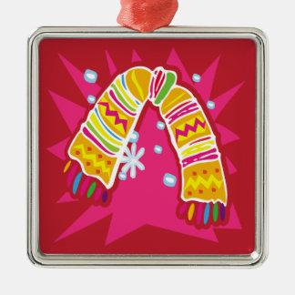 Christmas Confetti Ornament