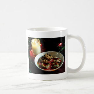 Christmas Cookie Candle Coffee Mug
