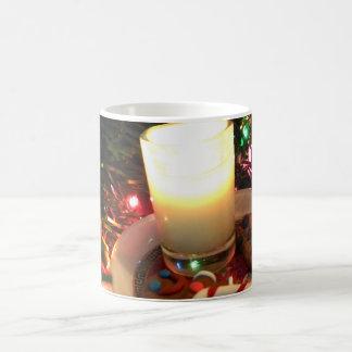 Christmas Cookie Candle I Basic White Mug