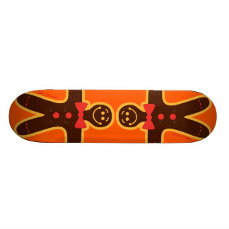 Christmas Cookie Man Skate Boards