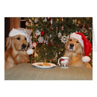 Christmas Cookies Card