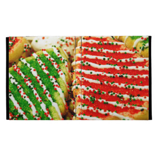 Christmas Cookies iPad Folio Cover