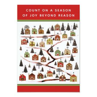 Christmas Countdown cards
