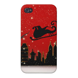 Christmas Cover For iPhone 4