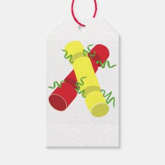 Christmas Crackers Gift Tags