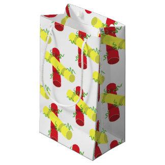 Christmas Crackers Small Gift Bag