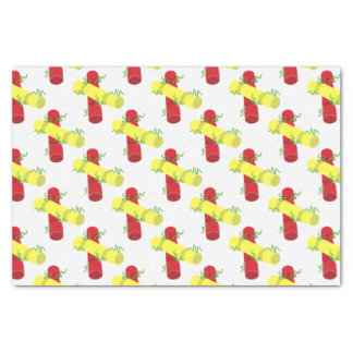 Christmas Crackers Tissue Paper