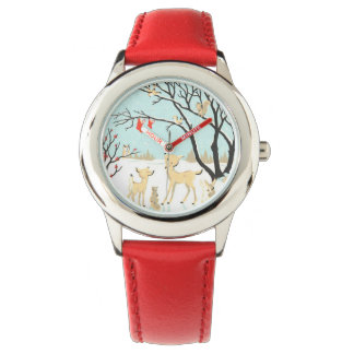Christmas Critters Watch for Kids