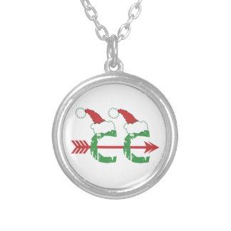 Christmas Cross Country Running Jewelry