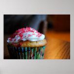 Christmas Cupcake Print