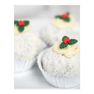 Christmas Cupcakes 21.5 Cm X 28 Cm Flyer