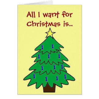 Christmas Cure Card