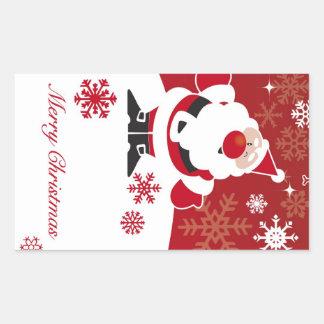 Christmas customized gift Sticker