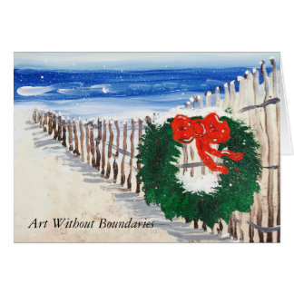 """Christmas Dawn"" Greeting Card"