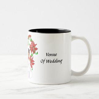 Christmas/December Wedding Shower I Mug Mugs
