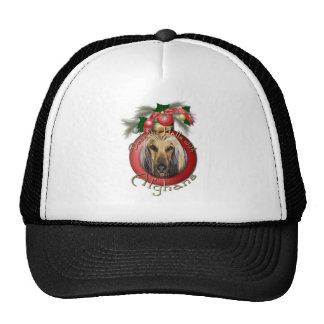 Christmas - Deck the Halls - Afghans Hats