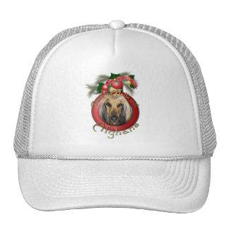 Christmas - Deck the Halls - Afghans Trucker Hats