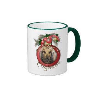 Christmas - Deck the Halls - Afghans Mugs