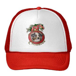 Christmas - Deck the Halls - Aussies Hat