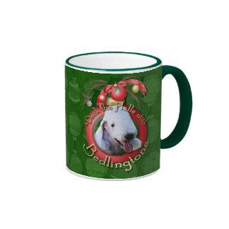 Christmas - Deck the Halls - Bedlingtons Mugs
