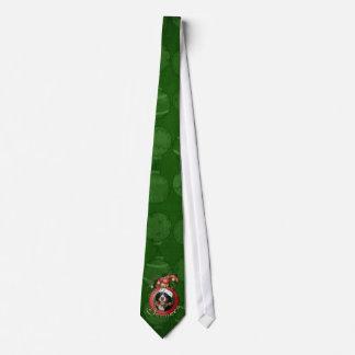 Christmas - Deck the Halls - Berners Tie