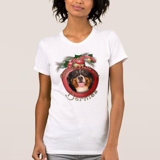Christmas - Deck the Halls - Bernies Tee Shirts