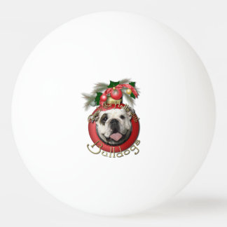 Christmas - Deck the Halls - Bulldogs